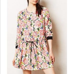 Eyedoll vintage style floral mini dress